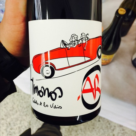 4 Monos Viticultores Vinos de Madrid Cariñena  2014