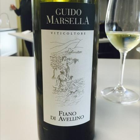 Guido Marsella Fiano di Avellino DOCG Fiano 2014
