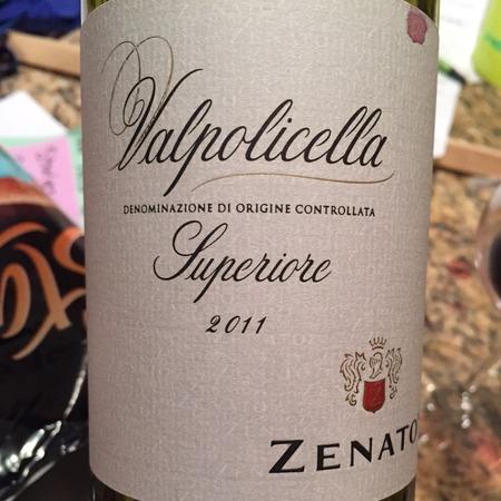 Zenato Superiore Valpolicella Corvina Blend 2014