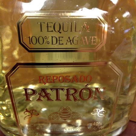 Patrón Spirits Reposado Tequila Agave NV