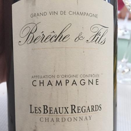 Bérêche & Fils Les Beaux Regards Brut Blanc De Blancs Champagne  NV
