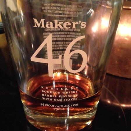 Maker's Mark 46 Kentucky Bourbon Whisky NV