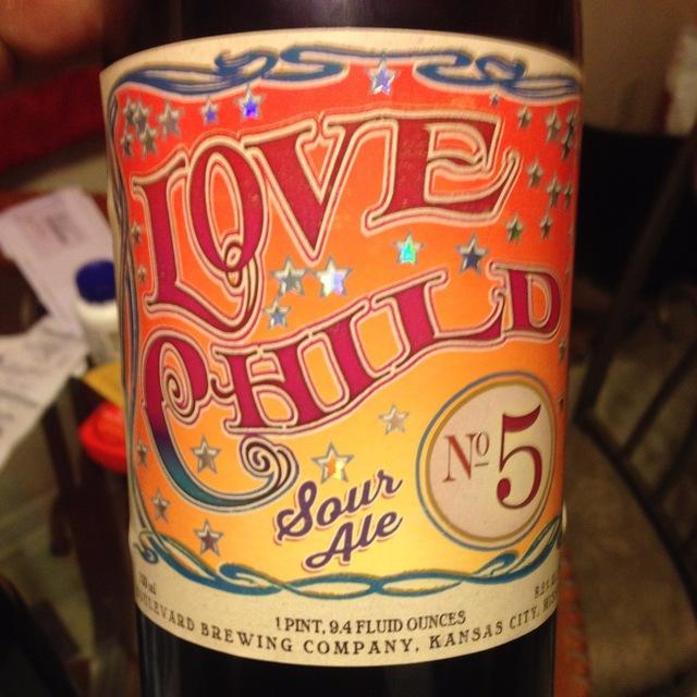 Love Child No. 5 Sour Ale NV