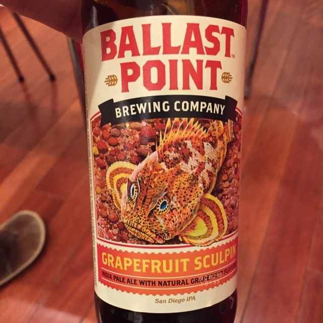 Grapefruit Sculpin India Pale Ale NV