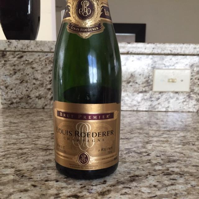 Brut Premier Champagne Blend 1997
