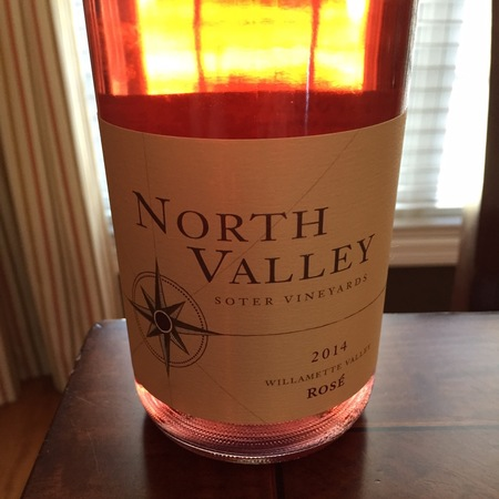 Soter Vineyards North Valley Willamette Valley Pinot Noir Rosé  2014
