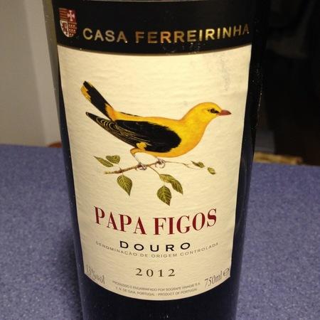 Casa Ferreirinha (Sogrape Vinhos) Papa Figos Douro Red Blend 2014
