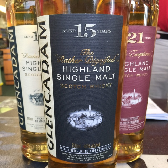 """The """"Rather Dignified"""" 15 Year Old Highland Single Malt Scotch Whisky NV"""