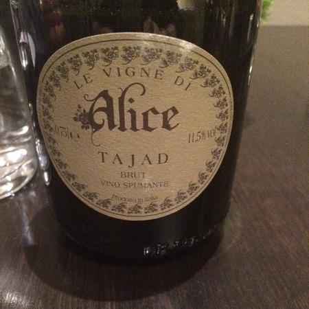 Le Vigne di Alice Tajad Brut NV
