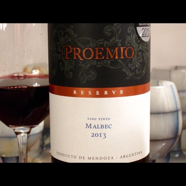 Reserve Mendoza Malbec 2013