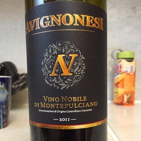 Avignonesi Vino Nobile di Montepulciano Sangiovese 2013