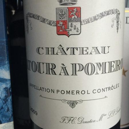 Château Latour à Pomerol Pomerol Red Bordeaux Blend 2009