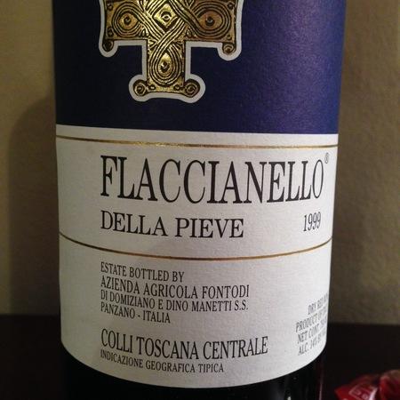 Fontodi Flaccianello della Pieve Colli Toscana Centrale Sangiovese 1999 (1500ml)