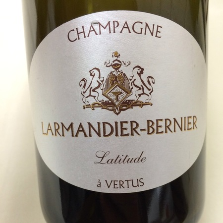 Larmandier-Bernier Latitude Extra Brut Blanc de Blancs Champagne NV