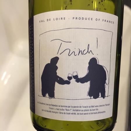 Catherine et Pierre Breton Trinch Bourgueil Cabernet Franc 2016