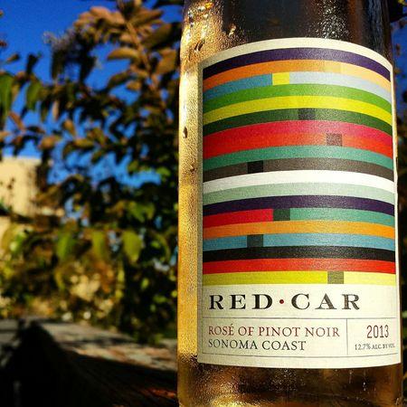 Red Car Sonoma Coast Rosé of Pinot Noir 2016 (1500ml)