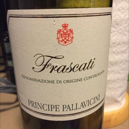 Principe Pallavicini Frascati Malvasia Blend 2016