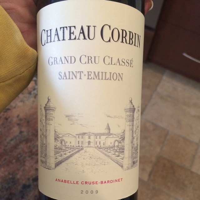 St. Émilion Grand Cru Classé Red Bordeaux Blend 1982