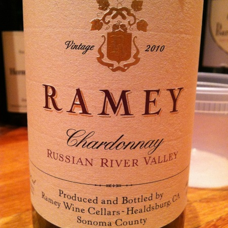 Ramey Wine Cellars Russian River Valley Chardonnay 2014