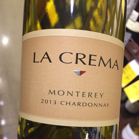 La Crema Monterey Chardonnay 2015