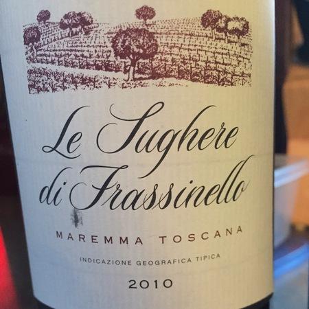 Rocca di Frassinello Le Sughere Maremma Toscana Super Tuscan Blend 2013