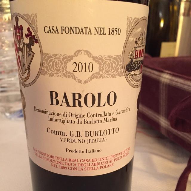 Barolo Nebbiolo 2012 (375ml)