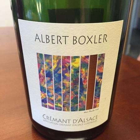 Albert Boxler Crémant d'Alsace Champagne Blend 2013