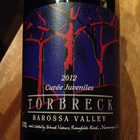 Torbreck Vintners Cuvée Juveniles Barossa Valley Grenache Blend 2014