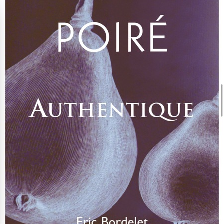 Eric Bordelet Poiré Authentique 2015