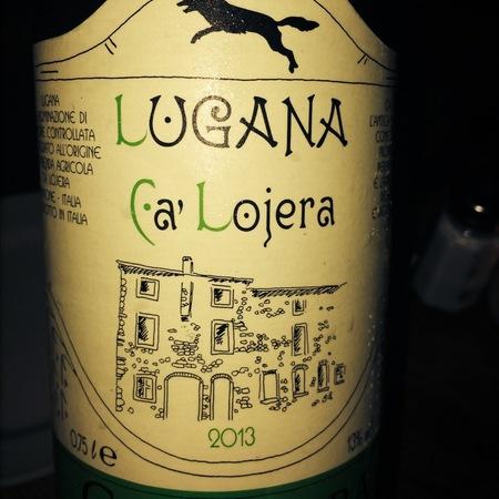 Ca' Lojera Lugana Trebbiano 2016