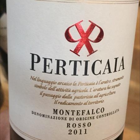 Perticaia Montefalco Rosso Sangiovese Blend 2013