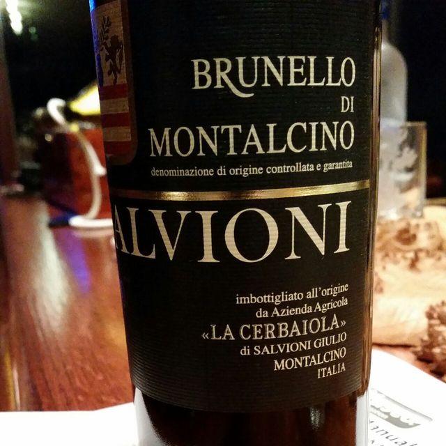 Brunello di Montalcino Sangiovese 2011