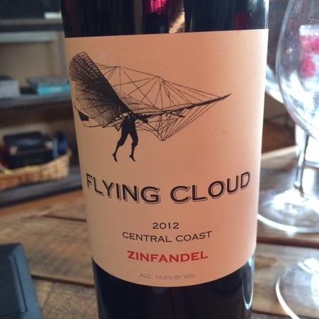 Flying Cloud Zinfandel 2015