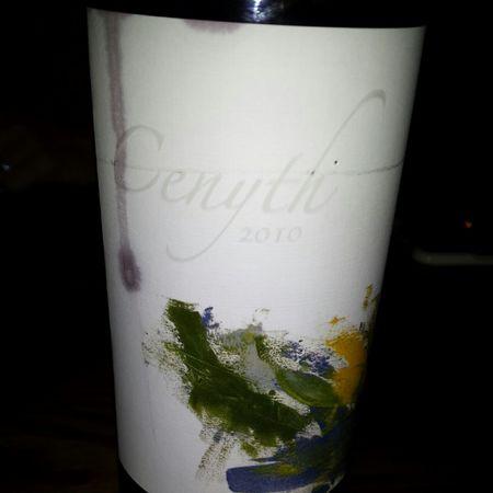 Cenyth  Sonoma County Merlot Blend 2010