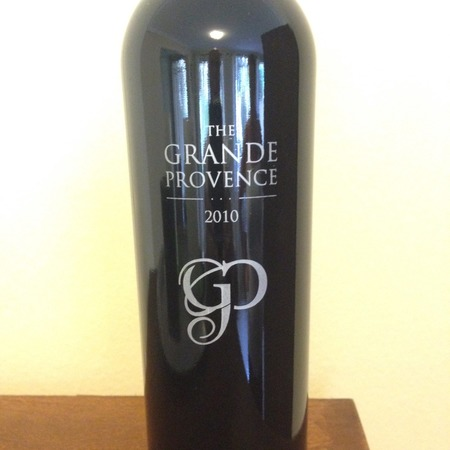 Grande Provence The Grande Provence Cabernet Sauvignon Merlot NV