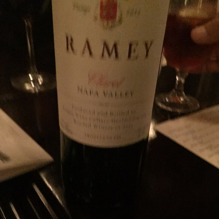 Ramey Wine Cellars Claret Napa Valley Cabernet Sauvignon Blend 2014
