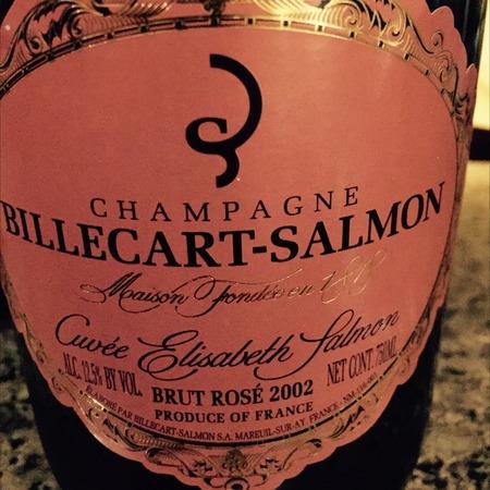 Billecart-Salmon Cuvée Elisabeth Salmon Brut Rosé Champagne 2006