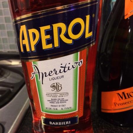 Aperol Aperitivo Liqueur NV