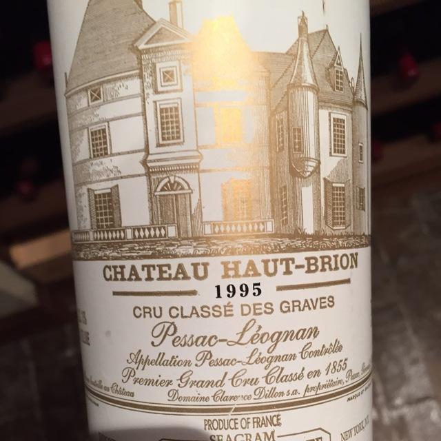 Pessac-Léognan Red Bordeaux Blend 2005