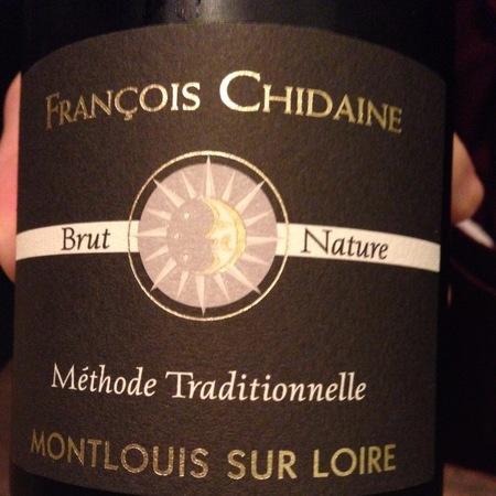 François Chidaine Montlouis-sur-Loire Brut Nature Chenin Blanc NV