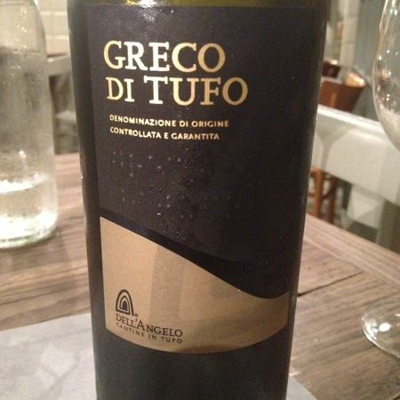 Dell'Angelo Greco di Tufo 2015