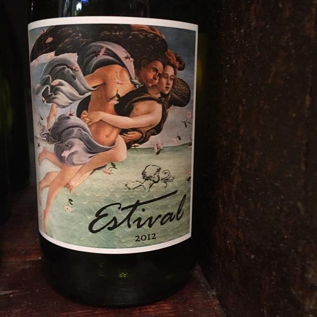 Estival Atlàntida Chardonnay Blend 2012