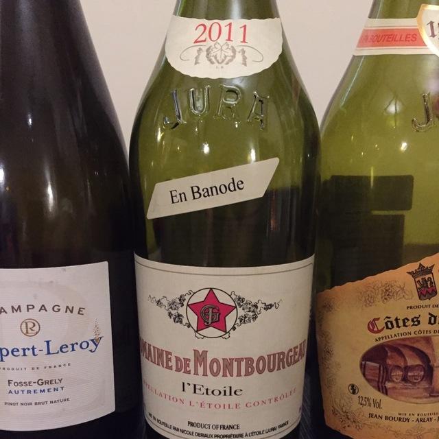 En Banode L'Etoile Chardonnay Blend 2011