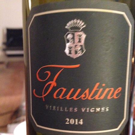 Domaine Comte Abbatucci Faustine Vieilles Vignes Vermentino 2014