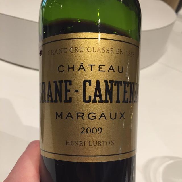 Margaux Red Bordeaux Blend 2009