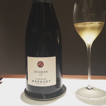 Marguet Père et Fils Shaman 13 Grand Cru Champagne 2013