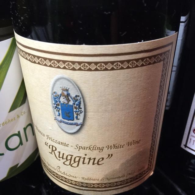 Ruggine Vino Bianco Frizzante NV