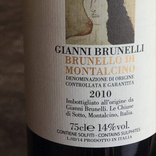 Riserva Brunello di Montalcino Sangiovese 2010 (1500ml)