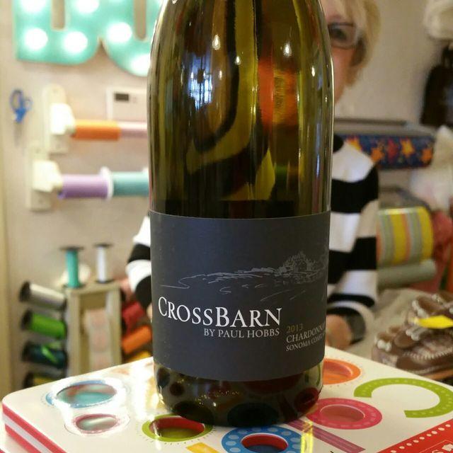 CrossBarn Sonoma Coast Chardonnay 2014