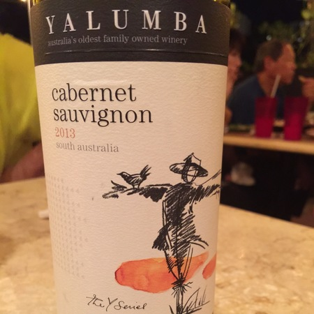 Yalumba The Y Series Cabernet Sauvignon 2013
